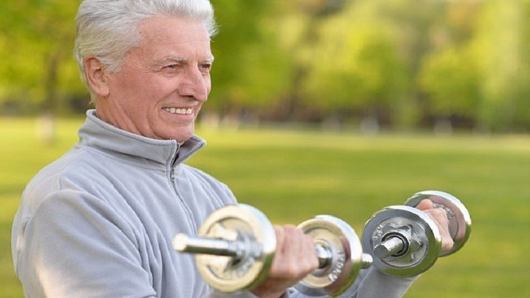 هكذا تحافظ على عضلات قوية في سن الشيخوخة