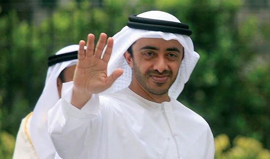 عبدالله بن زايد يحذر من مطامع إيران وتركيا في المنطقة.. تتصرفان كدولتين استعماريتين