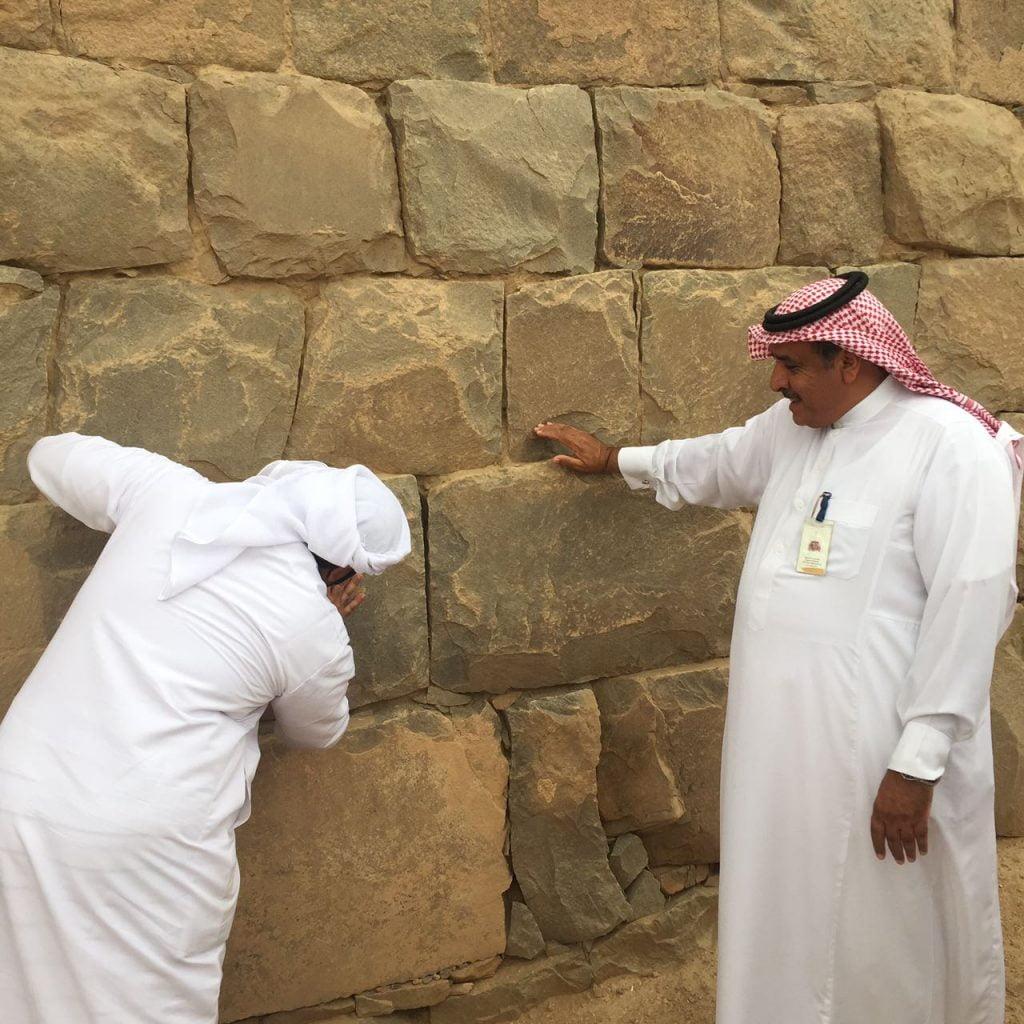 سياحة نجران تفتح المواقع الأثرية والتاريخية لزوارها في عيد الأضحى
