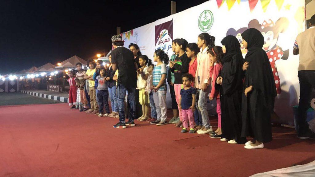 مهرجان بدر الجنوبي السياحي بنجران يواصل فعالياته