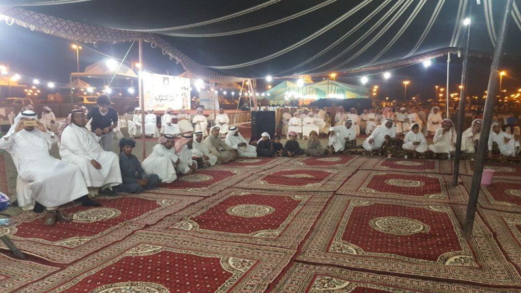 فعاليات الخيمة التراثية ومسرح الطفل والأسرة تجذب الزوار بمهرجان بدر الجنوب السياحي بنجران