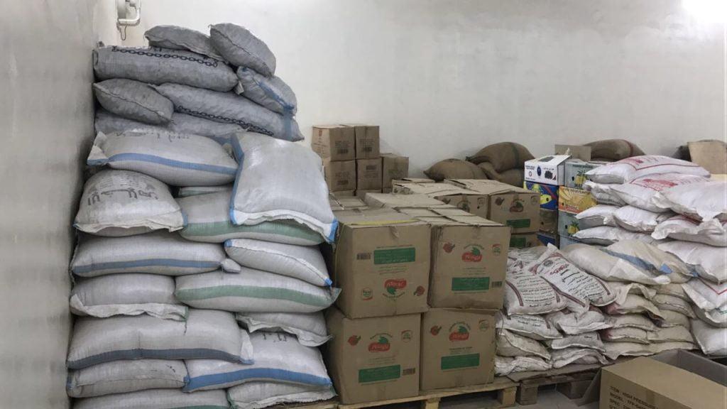 إغلاق 5 مستودعات مخالفة للاشتراطات الصحية بنجران