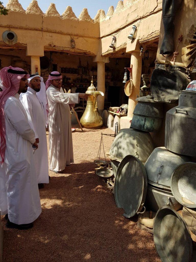سياحة حائل : الترخيص لـ 7 متاحف خاصة جديدة