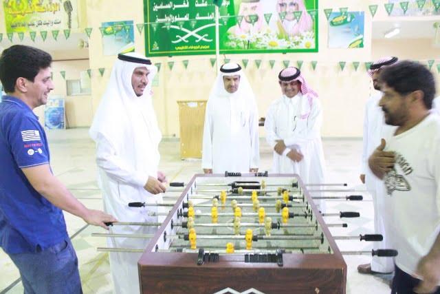 أكثر من (91) ألف زائر لأندية الحي والموسمية بتعليم الباحة
