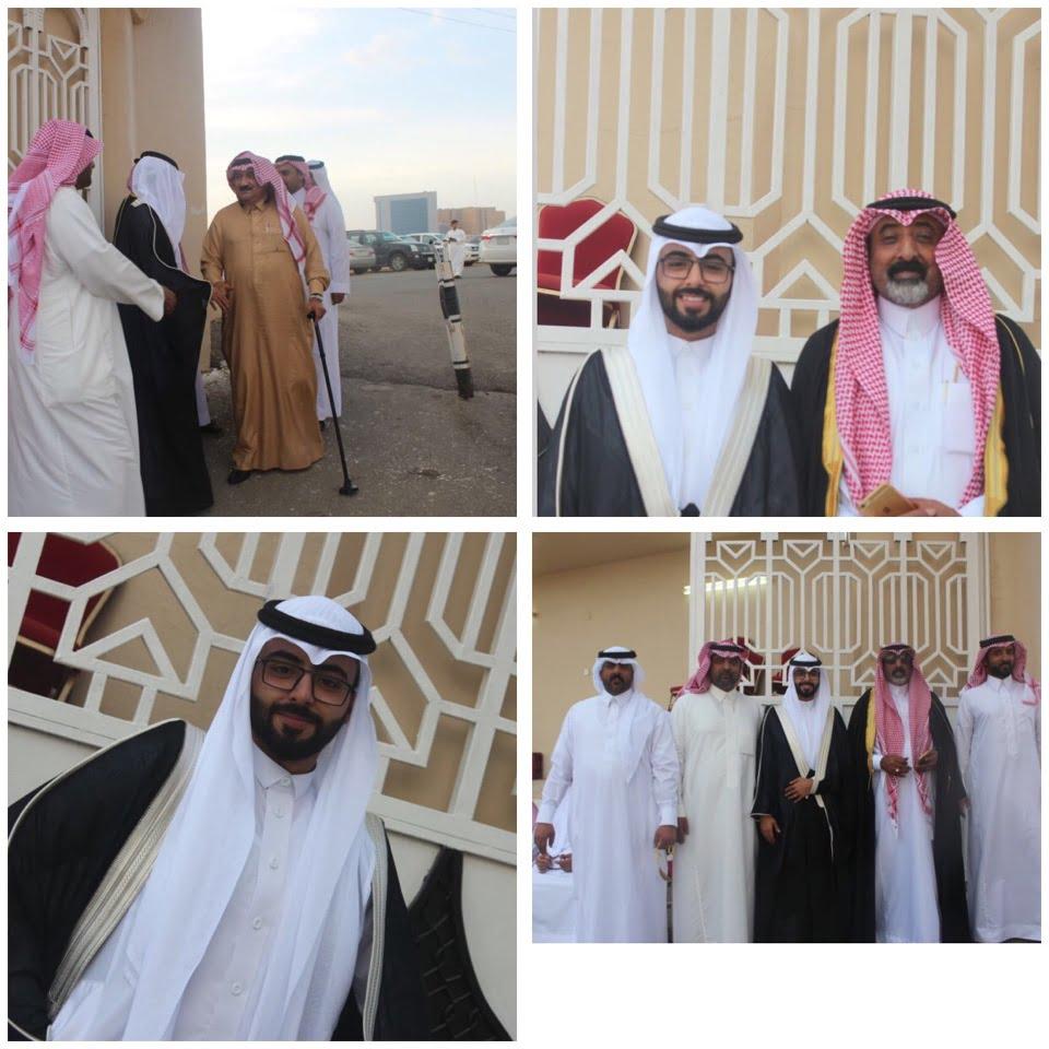 الغامدي يحتفل بزواج ابنه المهندس عطية في الباحة