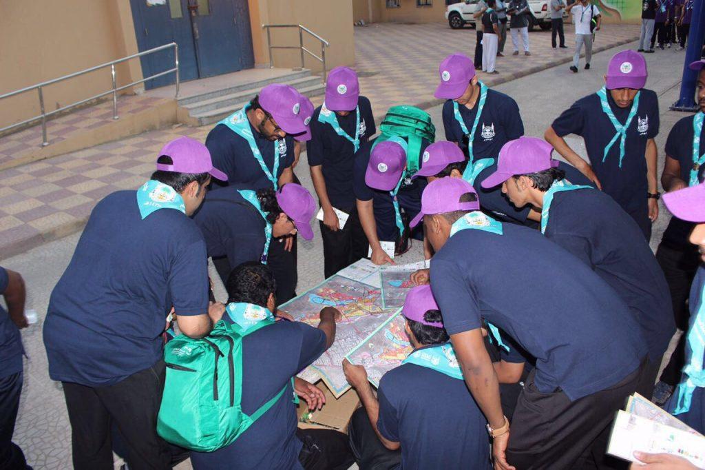 جامعة نجران تشارك بـ 28 جوالاً لخدمة الحجاج