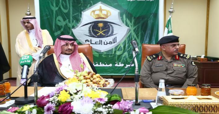 نائب أمير الجوف: فخورون بما يقدمه رجال الأمن من أجل أمن الوطن