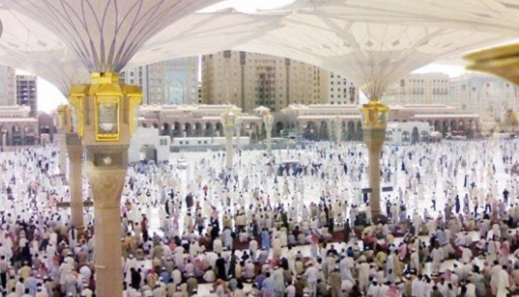 امام وخطيب المسجد النبوي : مكانة الحج في الاسلام والفوز بالآجر العظيم