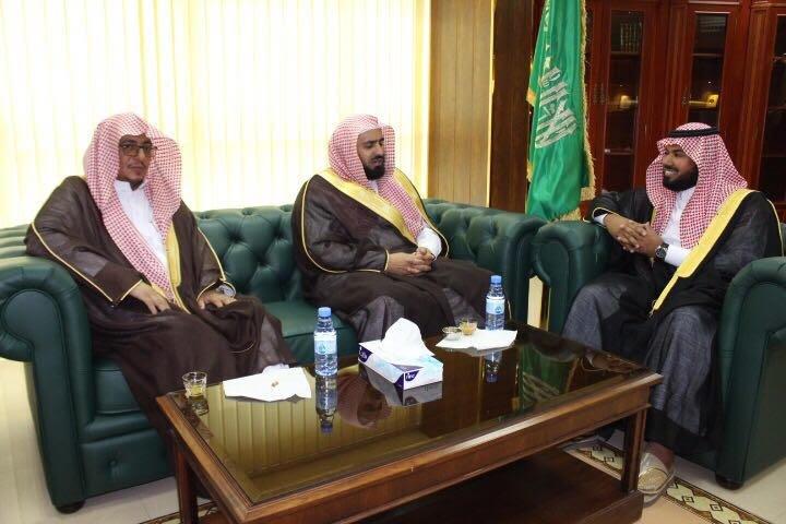 نجران.. مدير الشؤون الإسلامية ورئيس الهيئة يبحثان تعزيز التعاون المشترك