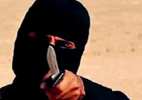"""شاهد أول ظهور """"للسفاح جون"""" ذباح داعش الشهير مكشوف الوجه!"""