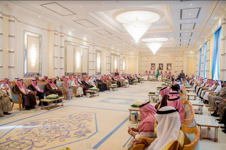 أمير القصيم: شعب المملكة ذهب وأبنائها نفوسهم تنبع بكل خير خدمة لضيوفها