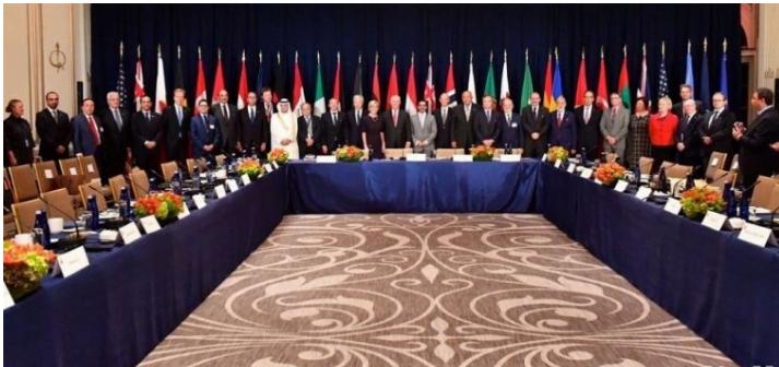«الجبير» يشارك في اجتماع وزاري للتحالف الدولي ضد داعش