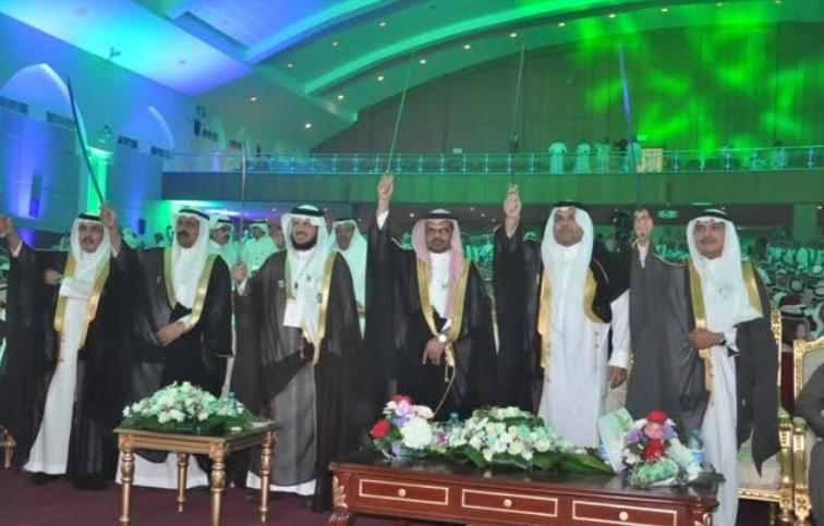 نيابة عن الفيصل محافظ الطائف يرعى حفل التعليم بمناسبة اليوم الوطني ال87