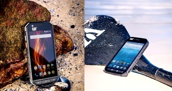 «كات فونز» تكشف عن هاتف ذكي مقاوم للغبار والكسر
