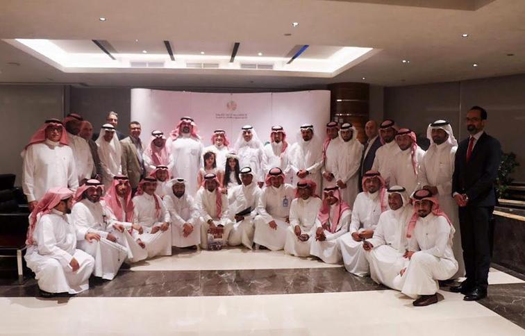 الإعلان عن اول تحالف سعودي للأمراض الغير معدية بين أربع جمعيات بالمنطقة الشرقية