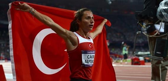 تركيا توقف عداءة أولمبية مدى الحياة والسبب!