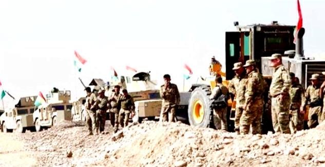العراق: عناصر داعش وعائلاتهم يسلمون أنفسهم في الحويجة