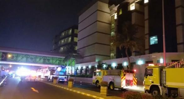 «مدني جدة» يباشر حريقاً محدوداً بمستشفى الملك فيصل التخصصي
