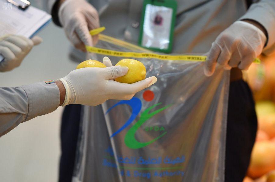 """رئيس """"الغذاء والدواء"""" يدشن البرنامج الوطني الثاني لرصد بقايا المبيدات في الأغذية"""
