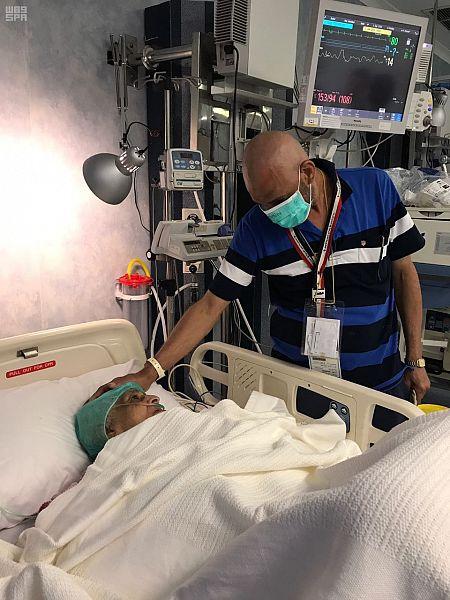 حاجة مصرية من سرير التنويم: جهود المملكة بلسم للجميع والصحة ترعانا بعطف