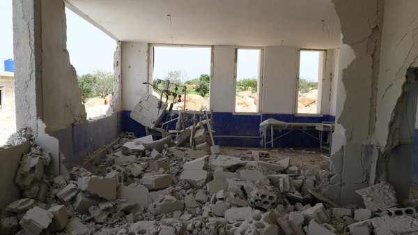 مقتل 28 مدنياً بغارات على إدلب السورية