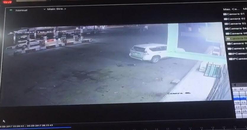 بالفيديو.. مواطن يحبط  محاولة سرقة سيارة في تبوك