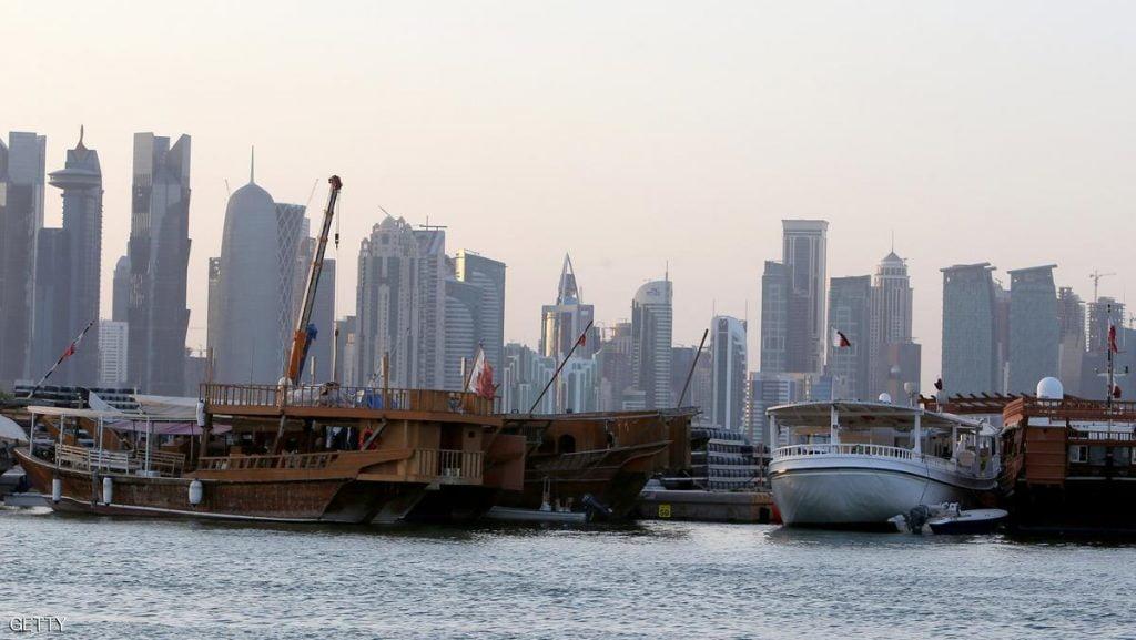 الأزمة القطرية تعصف ببنك الدوحة