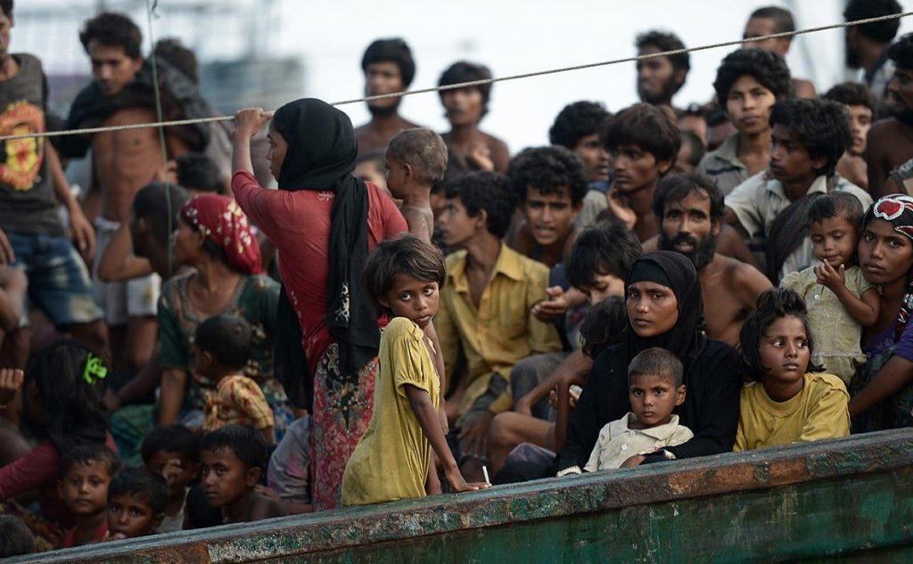 """ميانمار """"تعطل"""" زيارة دولية لتفقد أوضاع مسلمي الروهينجا"""