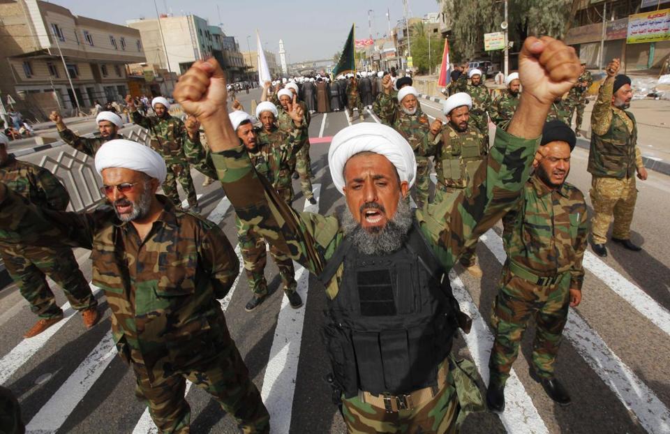 ارتكب جرائم التعذيب والتصفية.. هيومان رايتس: القوات العراقية أساءت حين استعانت بالحشد