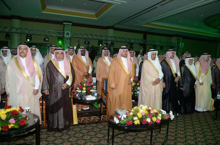 منصور بن مقرن يرعى احتفالية اختيار أبها عاصمة للسياحة العربية