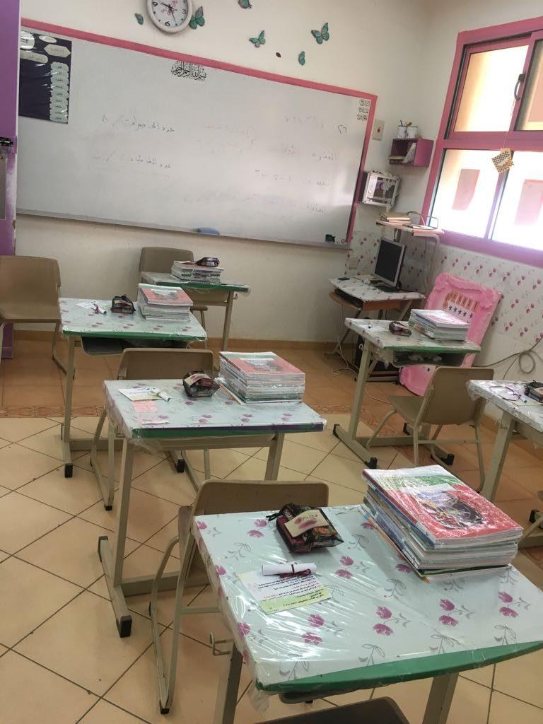مساعدة مدير عام التعليم للشؤون التعليمية بتعليم الباحة تتابع انطلاقة العام الدراسي وبرامج استقبال الطالبات