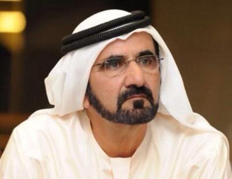 محمد بن راشد: رجال سلمان لمونديال 2018.. منتخب يستحق أن يمثل العرب