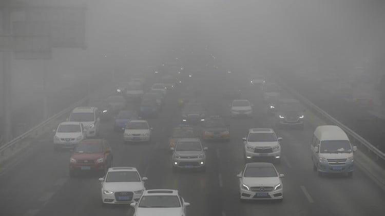 الصين تحذر من ازدياد أخطار الضباب الدخاني في الخريف والشتاء