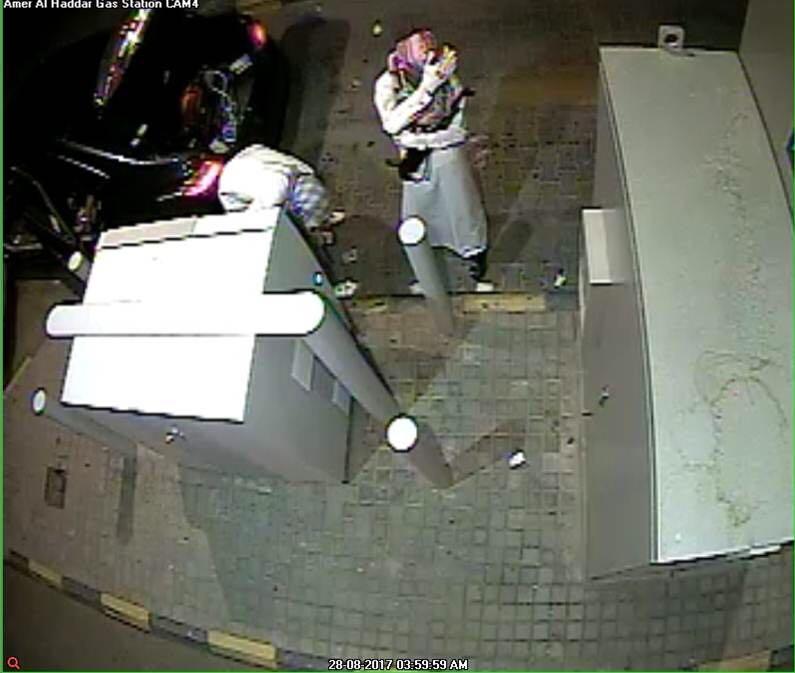 الإطاحة بأشخاص  حاولوا سرقة صراف آلي بالأفلاج