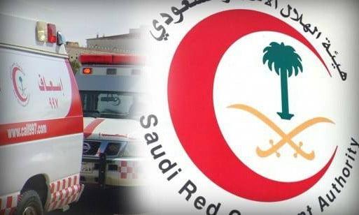 الهلال الأحمر بحائل تلقى 8531 بلاغاً خلال العام الماضي