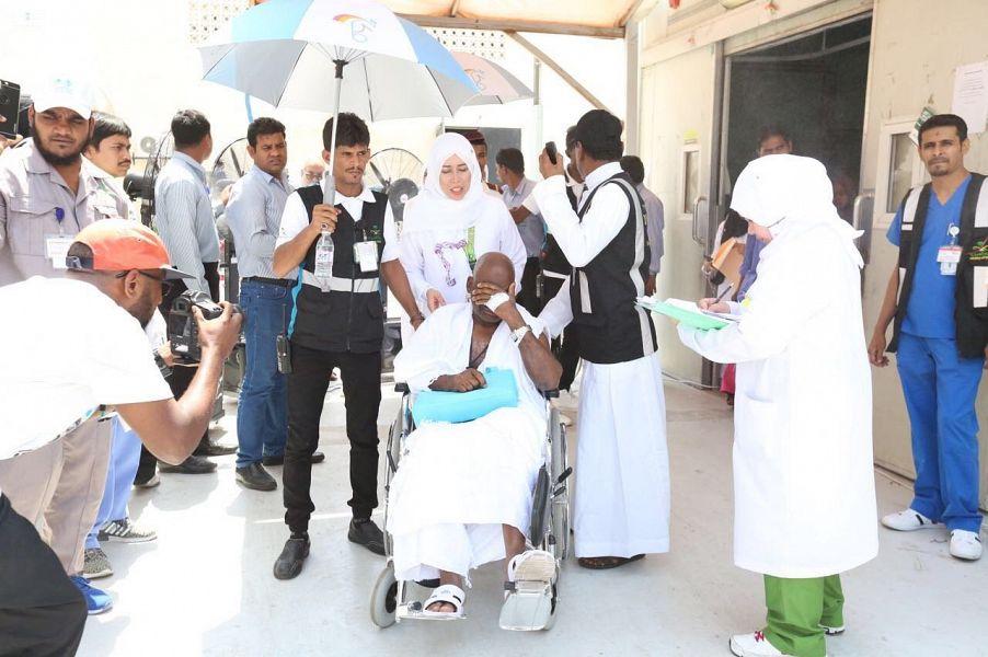 الدكتور الربيعة : 30 ألف كادر صحي و 180 منشأة صحية في خدمة ضيوف الرحمن