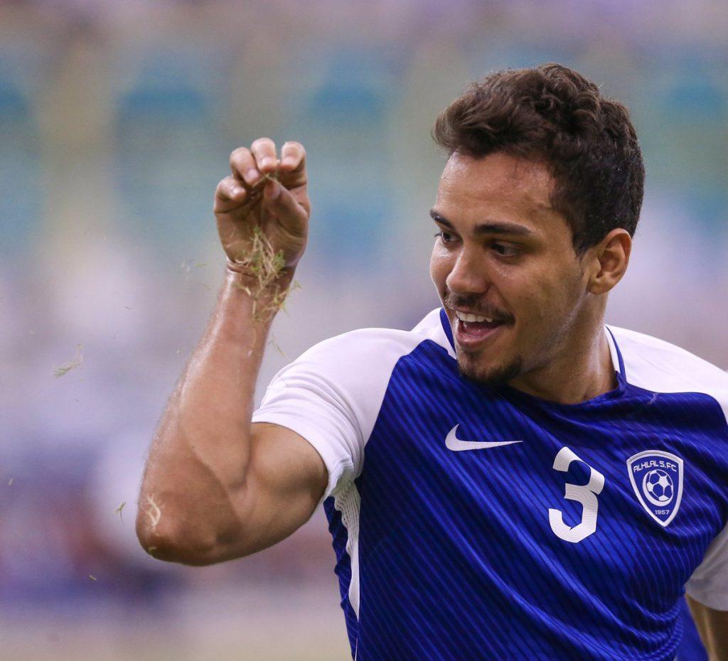 محترف الهلال ادواردو أفضل لاعب في ربع نهائي دوري أبطال آسيا