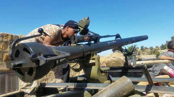 مصرع قيادي بميليشيا المخلوع صالح في مواجهات مع الجيش اليمني بتعز