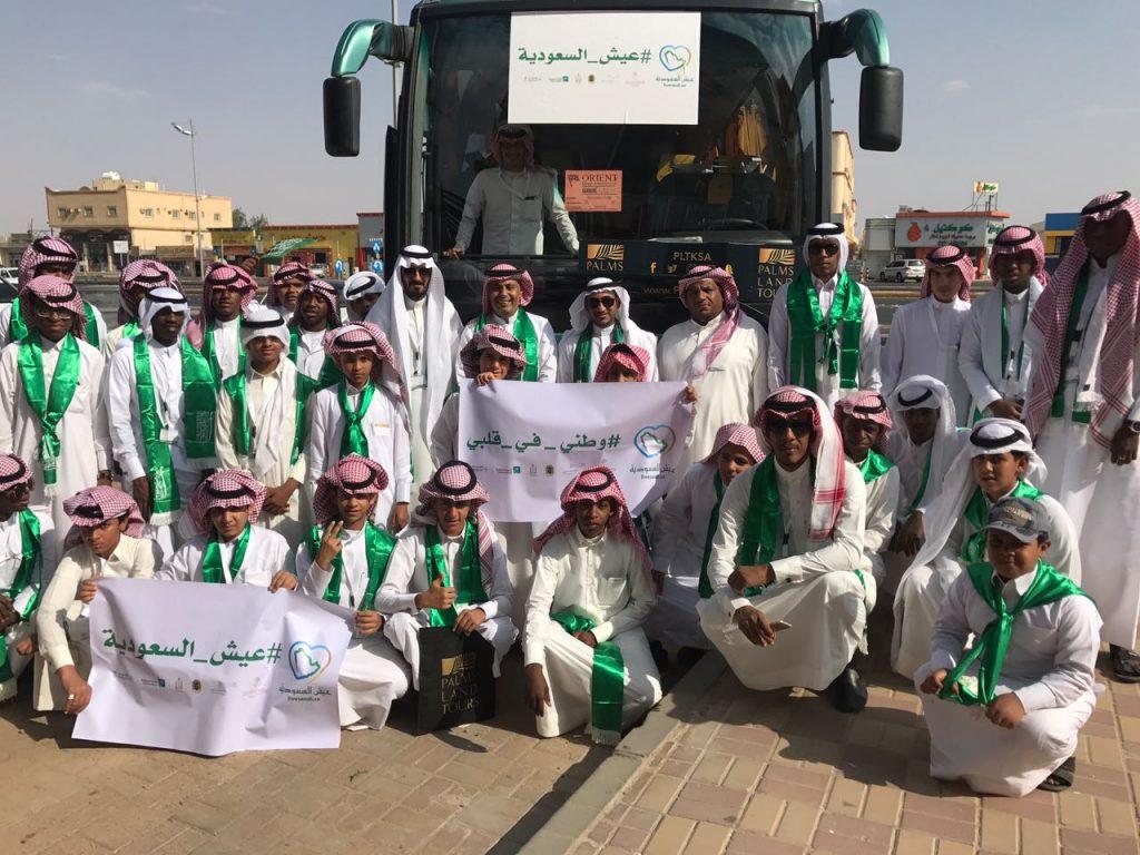 برنامح عيش السعودية يزور معالم نجران