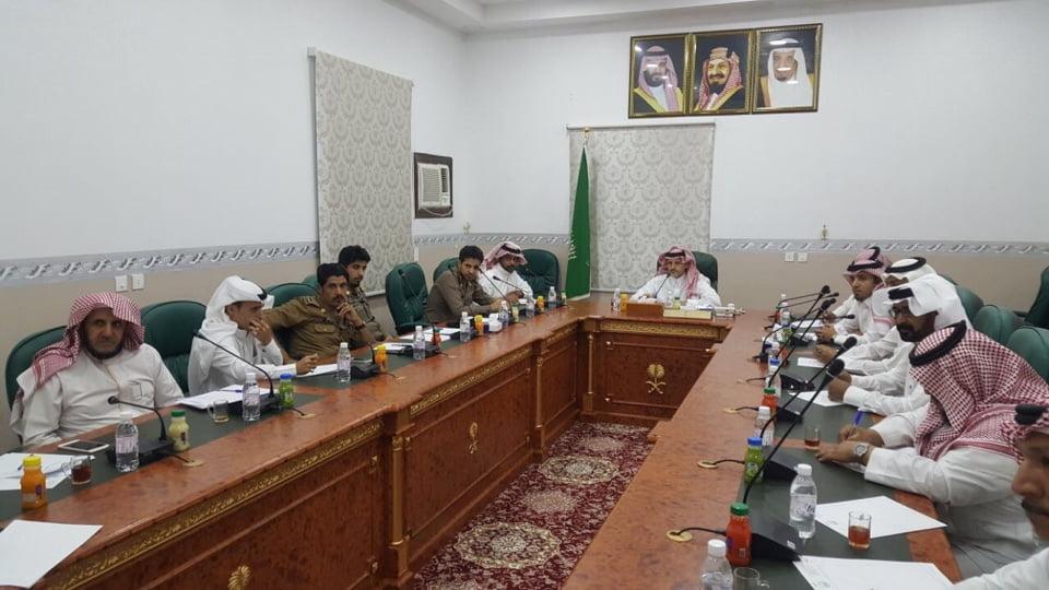 محافظة بني حسن تبحث الاستعداد للاحتفال باليوم الوطني