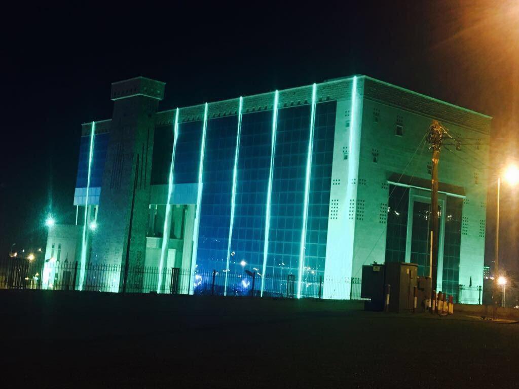 بلدية محافظة بلجرشي انهت الاستعدادات للاحتفال باليوم الوطني ٨٧