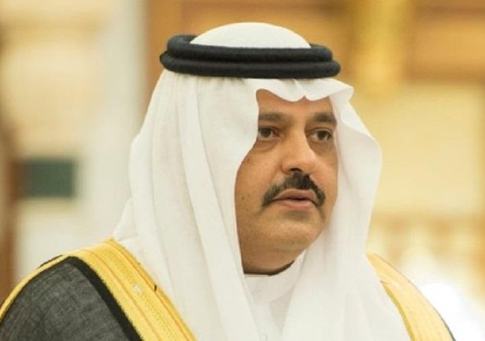 أمير حائل يرفع التهنئة لخادم الحرمين بمناسبة نجاح موسم الحج