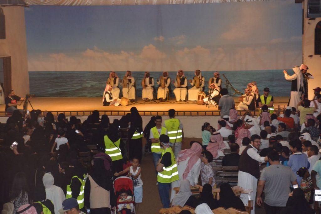 """أكثر من 150 متطوع ومتطوعة يشاركون في تنظيم مهرجان """"صيف الشرقية 38"""