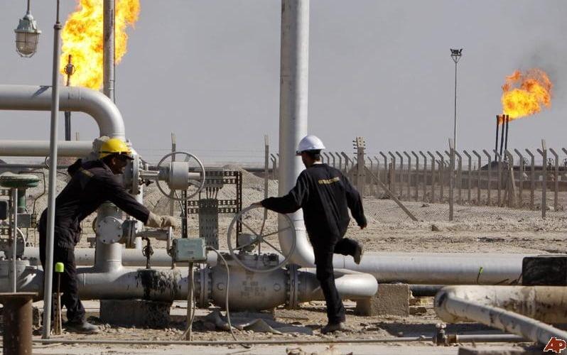 لأول مرة منذ 26 شهرا .. النفط فوق 58 دولارا للبرميل