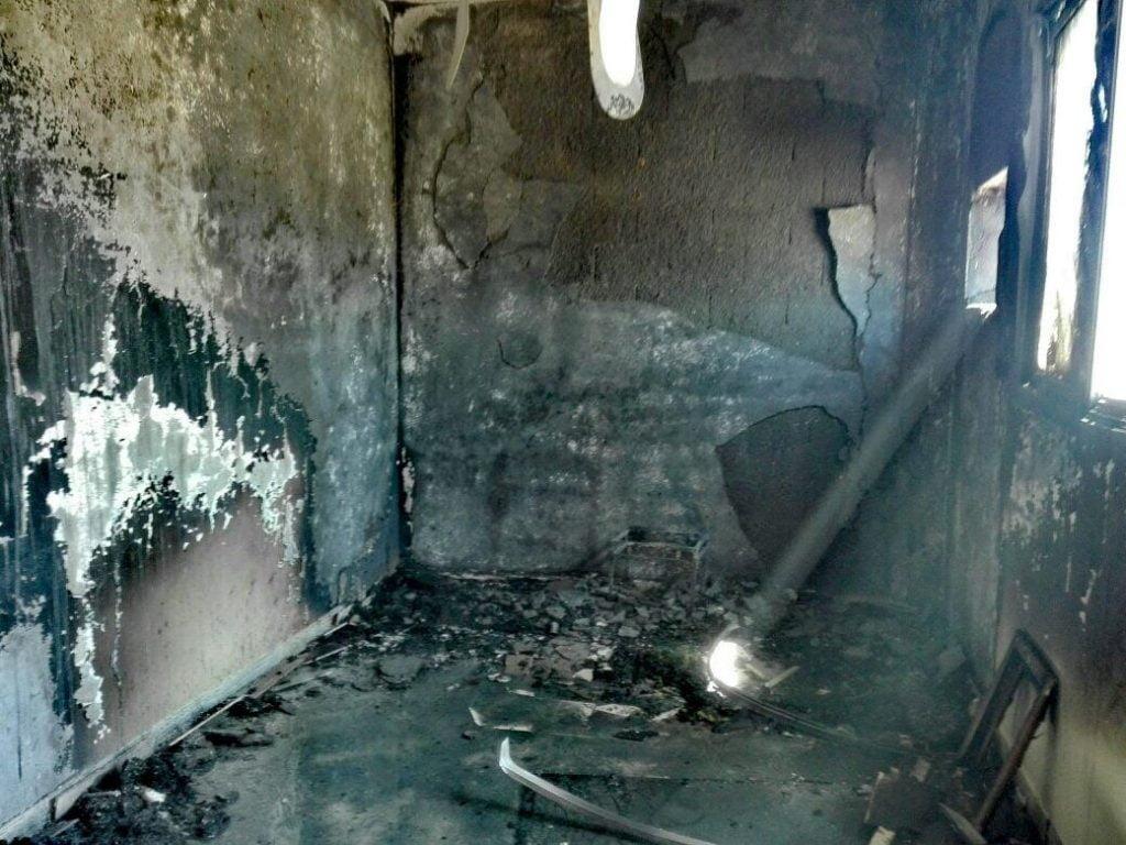 ثلاث حالات اختناق نتيجة دخان حريق في القريات