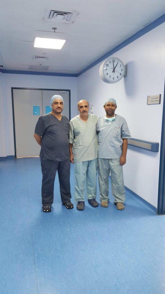 نجاح جراحات نوعية بالمنظار في مستشفى أملج