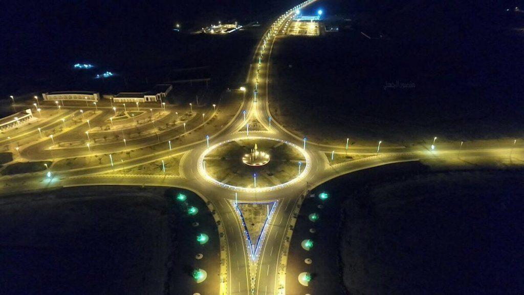 بلدية الشبحة تضع اللمسات النهائية استعدادا للاحتفال باليوم الوطني (87)