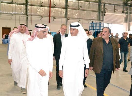 حائل تحتضن أكبر مجمع للبلاستيك في الشرق الأوسط