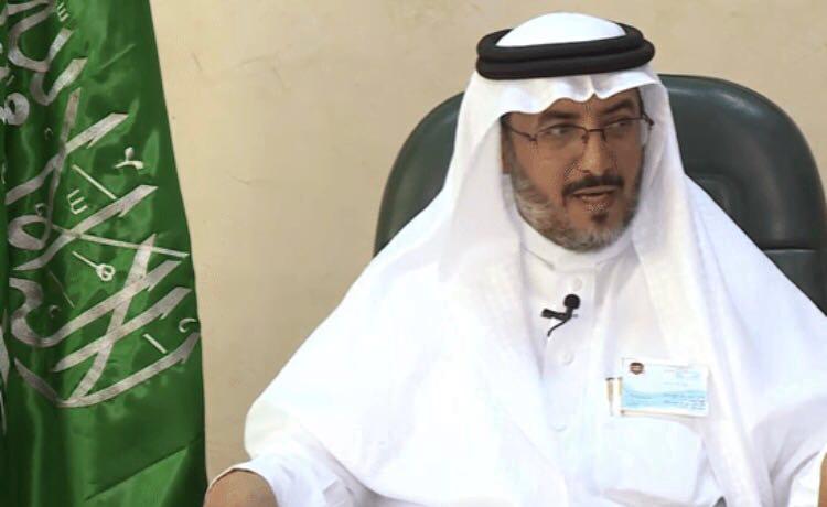 """مع قرب إنطلاق العام الدراسي """" آل شريم يرحب بمنسوبي تعليم محايل ويحثهم على التميز"""