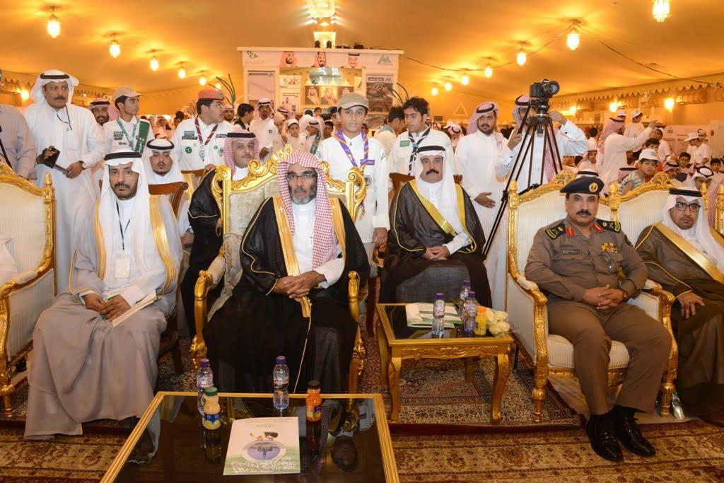 حائل تحتفل باليوم الوطني برعاية من سمو أمير المنطقة وحضور سعادة وكيل الإمارة المساعد